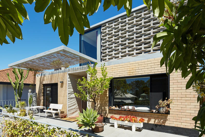 Goldtree House Hartree + Associates Architects East Fremantle Australia Modern House Interior Exterior Swimming Pool Architecture Houses