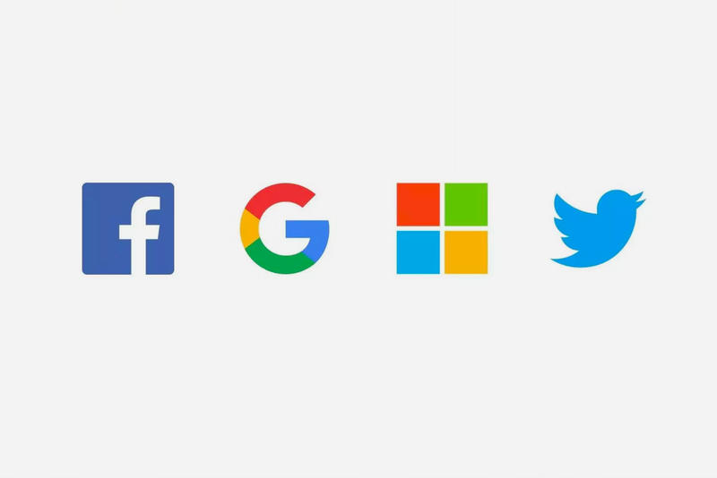 Google Facebook Microsoft Twitter Data Transfer Project