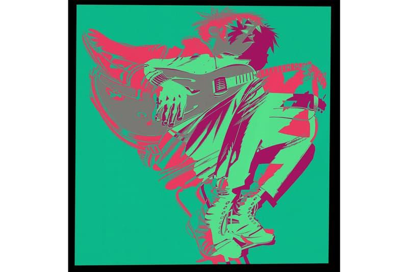 Gorillaz Humility Remix DJ Koze Superorganism The Now Now Damon Albarn