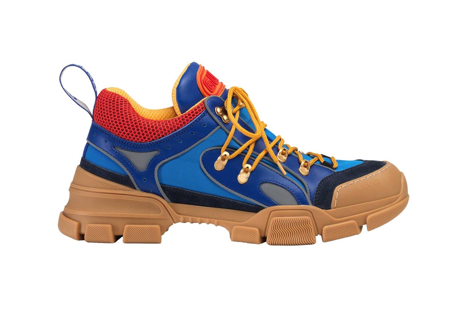 Hiking-Inspired Flashtrek Sneakers