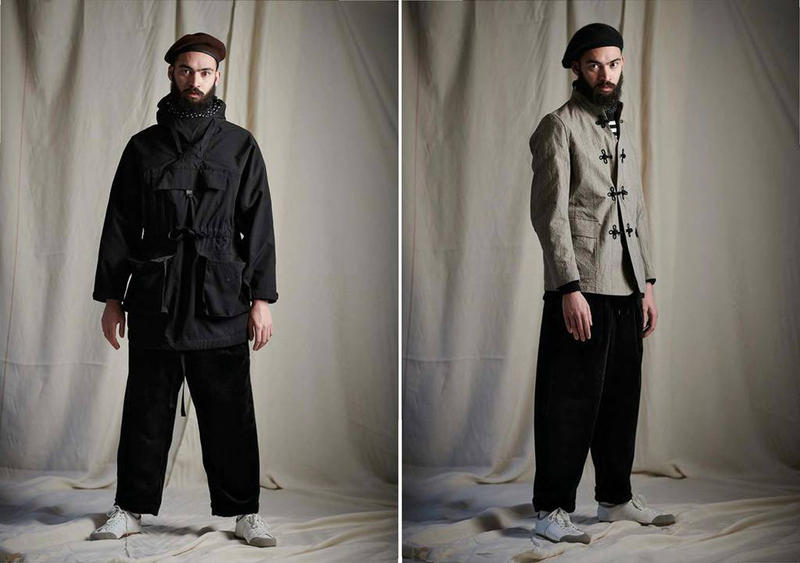 Haversack Fall/Winter 2018 Lookbook Fashion Clothing Available Cop Purchase Buy