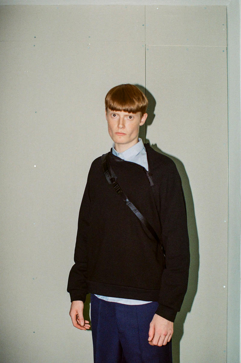 HBX Prada Fall/Winter 2018 Delivery Editorial Lookbooks Store