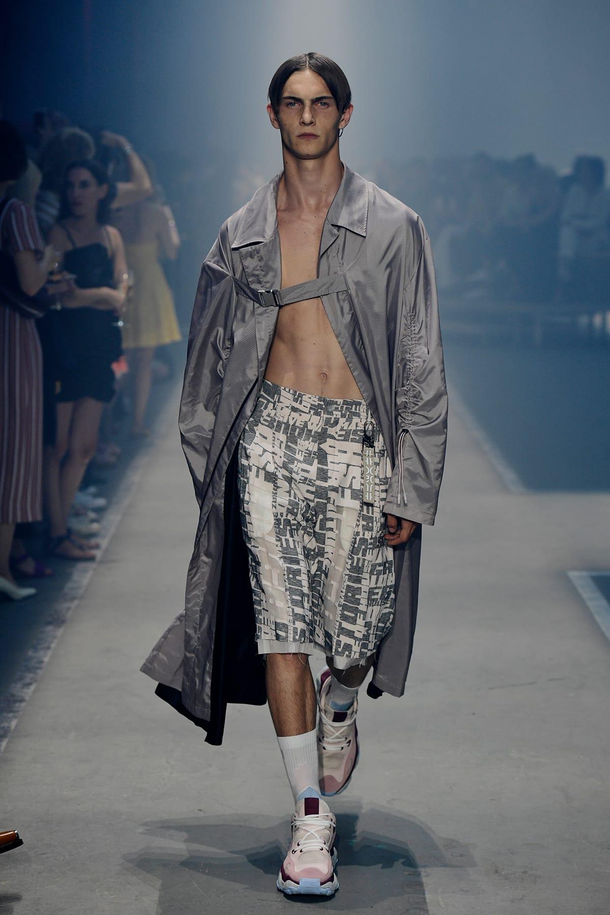 Hugo Boss SpringSummer 2019 Collection – New York Fashion Week pics