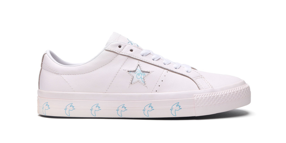 ba211dfab2e Illegal Civilization x Converse Sneaker Details