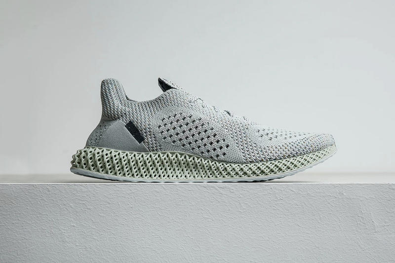 INVINCIBLE x adidas Consortium FUTURECRAFT 4D Closer First Look Sneakers Shoes Trainers Kicks Footwear