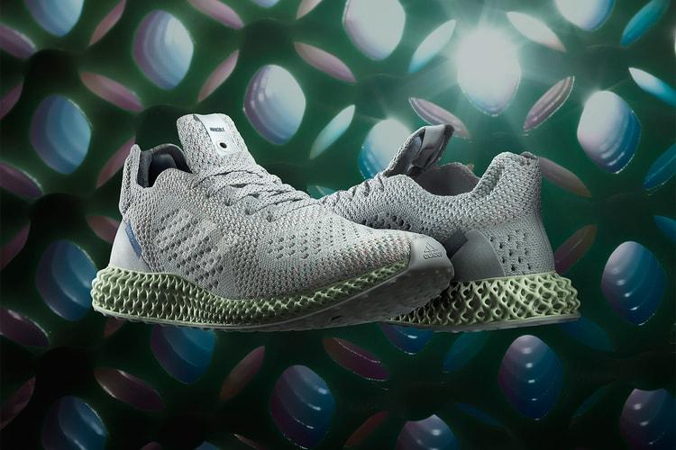 b443ca669c INVINCIBLE x adidas Consortium FUTURECRAFT 4D Gets Official Look