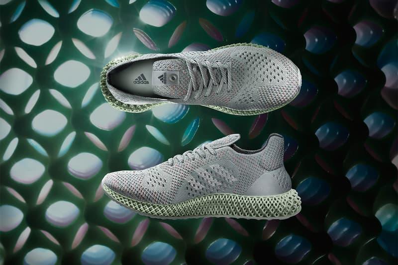 invincible adidas consortium futurecraft 4d release date august 2018 footwear