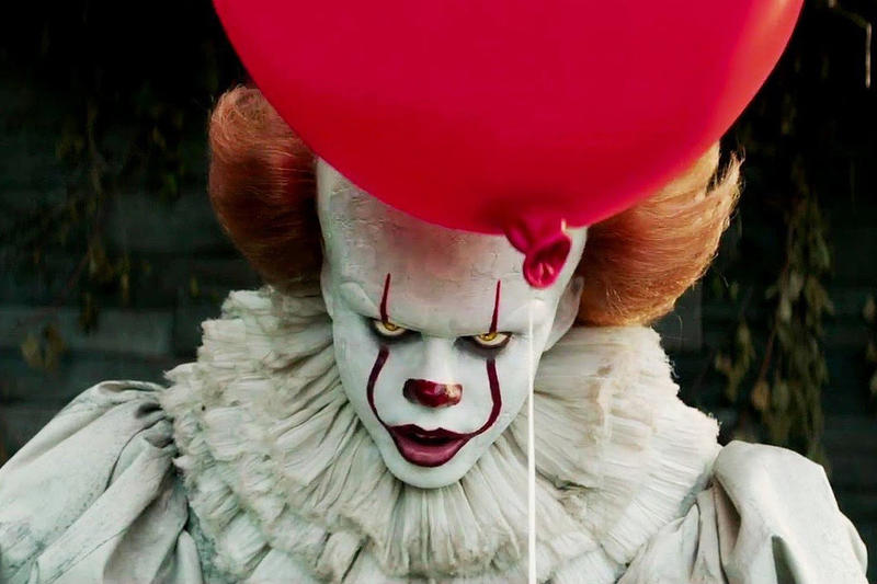 IT 2 Cast first look sequel stephen king