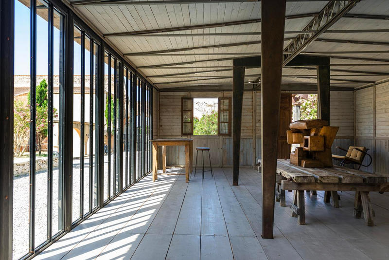Jean Prouvé Prefabricated Homes Exhibition Marseille France Jean Prouvé North-South In Praise of Simplicity arts