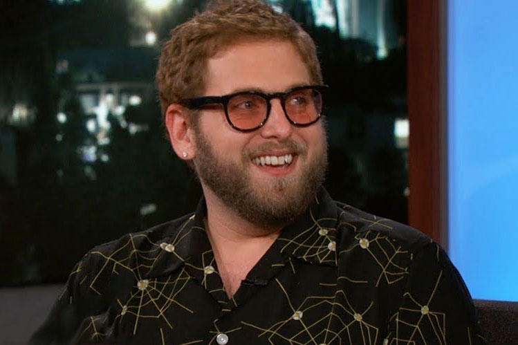 Jonah Hill Interview on Jimmy Kimmel Live Kanye West Jonah Hill Day