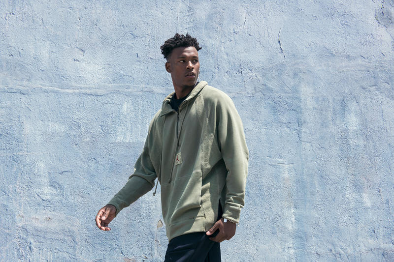 Jordan Brand Wings Washed Apparel Lookbook Collection Clothing Nike