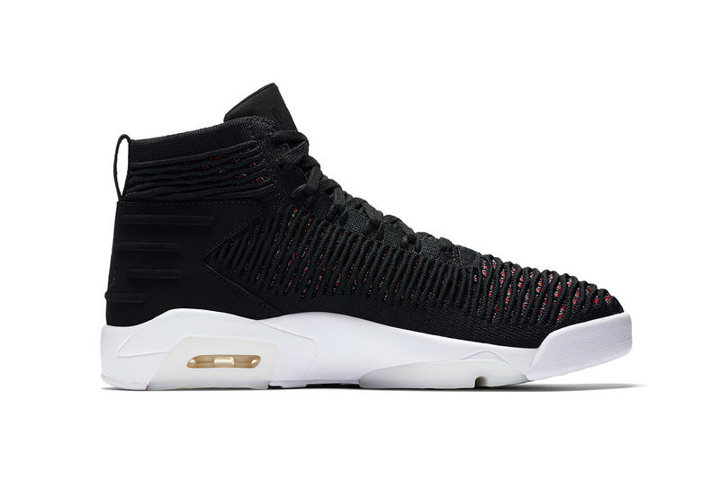 Jordan Flyknit Elevation 23 Black and Red
