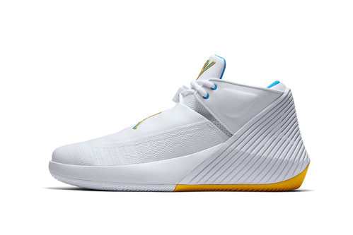 The Jordan Why Not Zer0.1 Low Honors Russell Westbrook's Alma Mater