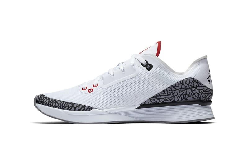 Jordan Zoom Tenacity 88 white cement 2018 footwear jordan brand air jordan 3