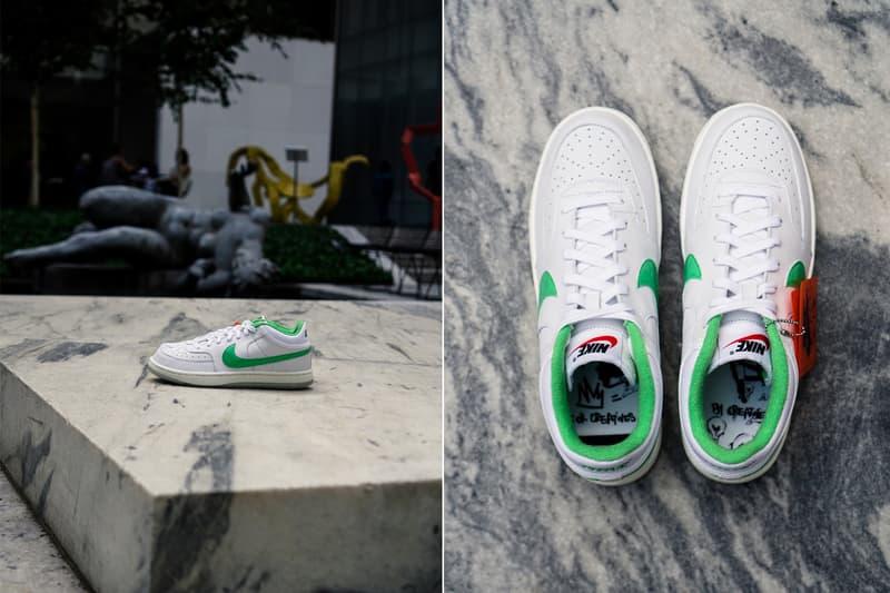Ju Working On Projects Nike Sky Force 3/4 2018 footwear