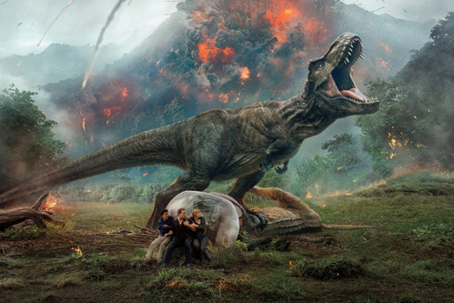 'Jurassic World: Fallen Kingdom' Surpasses $1 Billion USD Worldwide