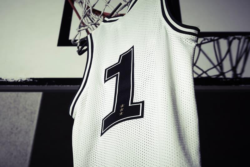 Juventus adidas Basketball Jersey