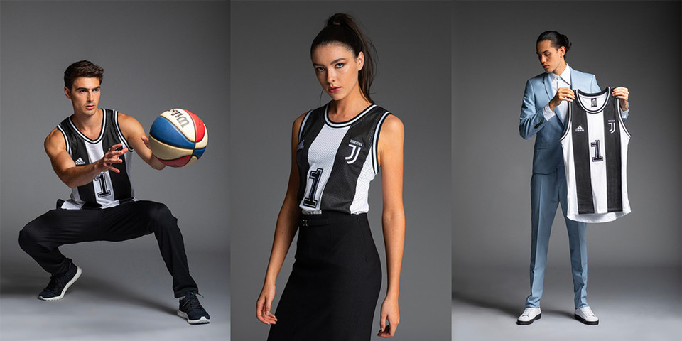 new style 51f19 b6de7 Juventus Releases adidas Basketball Jersey | HYPEBEAST