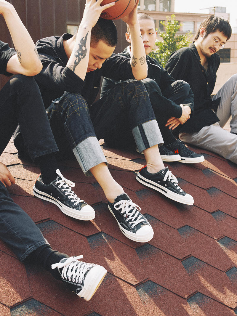 ba09c6f279dacb Kasina Converse One Star Chuck taylor all star 70 Ox low Pack Release sneakers  shoes collection