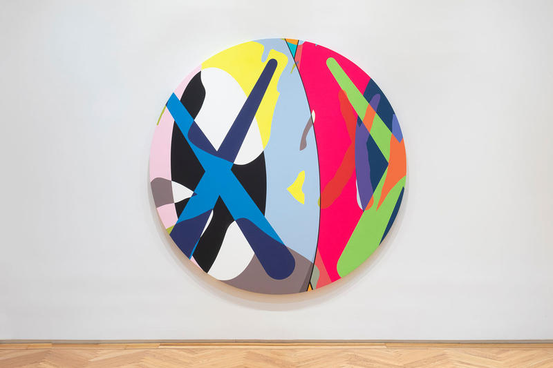 Kaws skarstedt gallery george Condo eric Fischl KAWS martin Kippenberger david Salle cindy Sherman sue Williams summer group exhibition july 2018 new york artwork