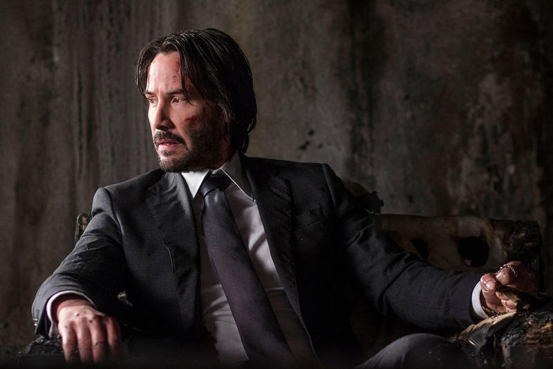 Keanu Reeves Reveals New 'John Wick 3' Title Parabellum Movies