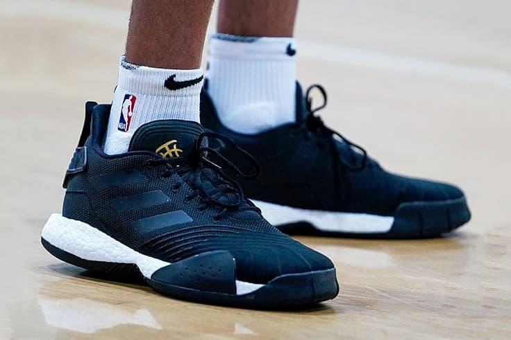 Kelly Oubre jr adidas T-Mac Millennium BOOST sneaker basketball nba tracy mcgrady Cassy Athena Photo