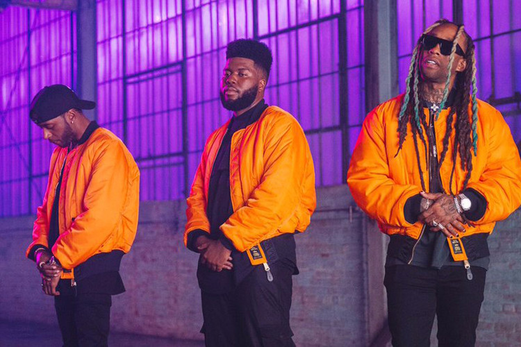 8e4a1d90126a Khalid Drops a Throwback Video Alongside 6LACK and Ty Dolla  ign for   ...