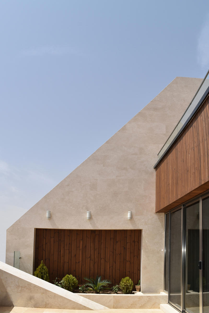 Kharand House Architects Hamed Tadayon Mohammad Amin Davarpanah Architects Architecture Interior Exterior Modern Design