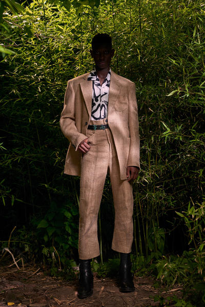 kozaburo spring summer 2019 collection lookbook collection transcend