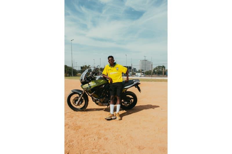 Les Vêtements de Football São Paulo Lookbook Balenciaga Vetements COMME des GARÇONS Gucci Burberry