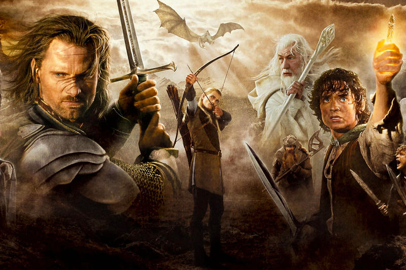 amazon the lord of the rings tv series