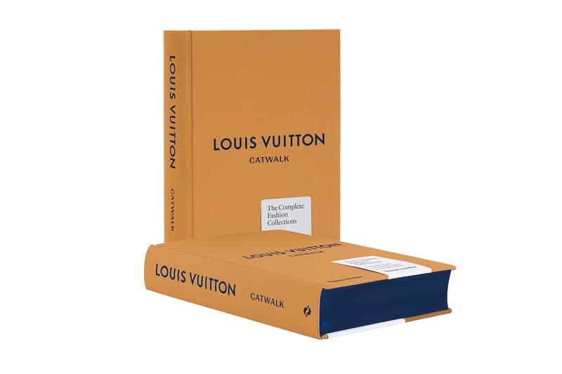 Louis Vuitton Catwalk Book 2018 release date info drop