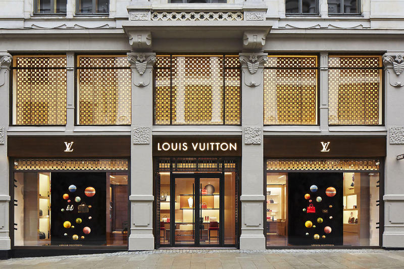 LVMH Shares Surge After First Half Results Record Highs French Luxury Companies Louis Vuitton Hering Hermes Virgil Abloh Doublet A-COLD-WALL*