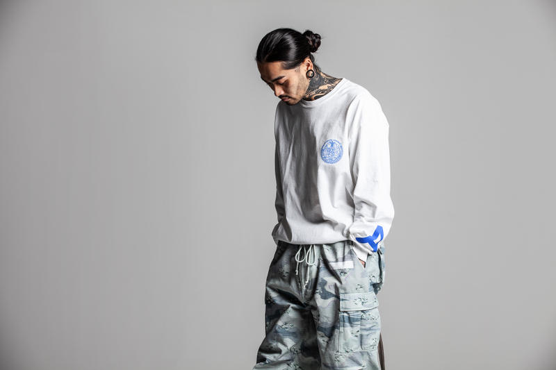 Magic Stick Fall Winter 2018 Collection MEANS NOTHING lookbook