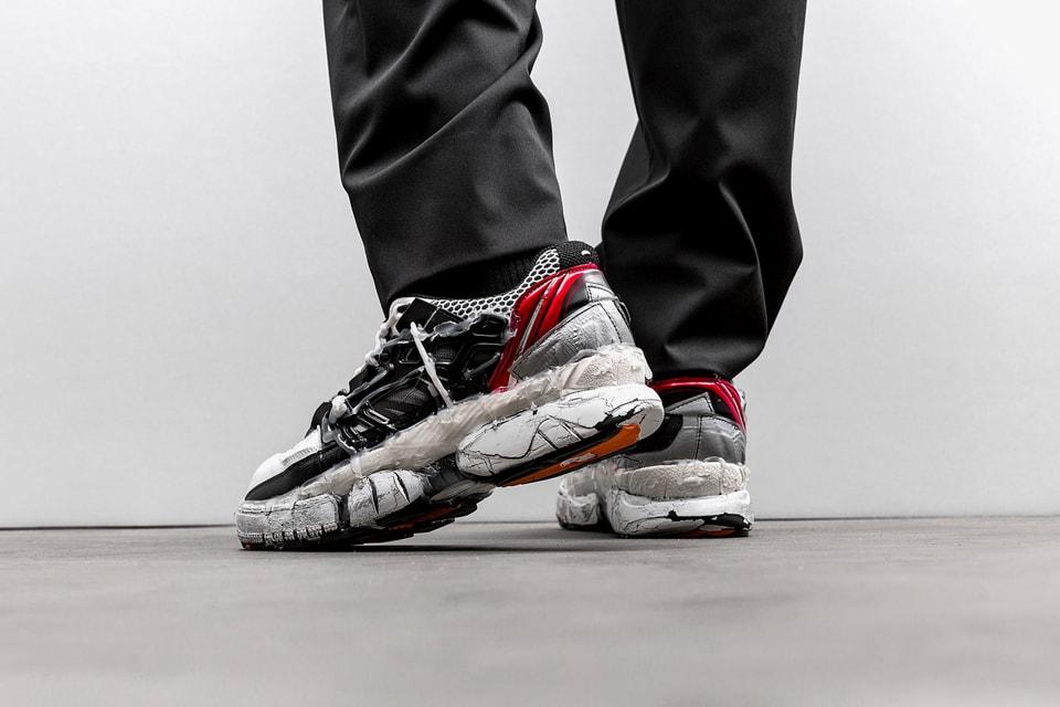 d6c0e1976689 Maison Margiela Fusion Sneaker Closer Look