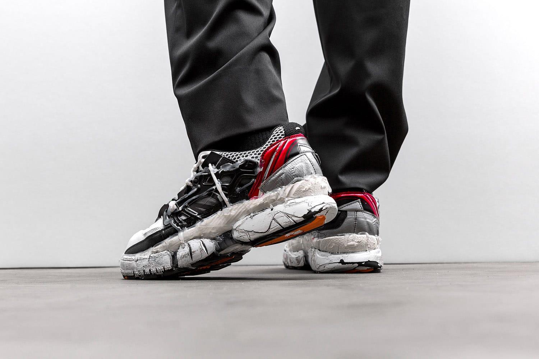 Maison Margiela Fusion Sneaker Closer