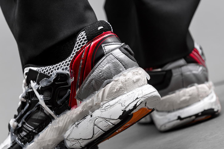 Maison Margiela Fusion Sneaker Closer Look Hypebeast