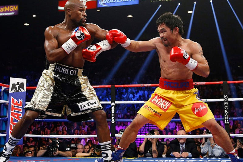 Manny Pacquiao vs Floyd Mayweather Rematch 2018 boxing fight of the century