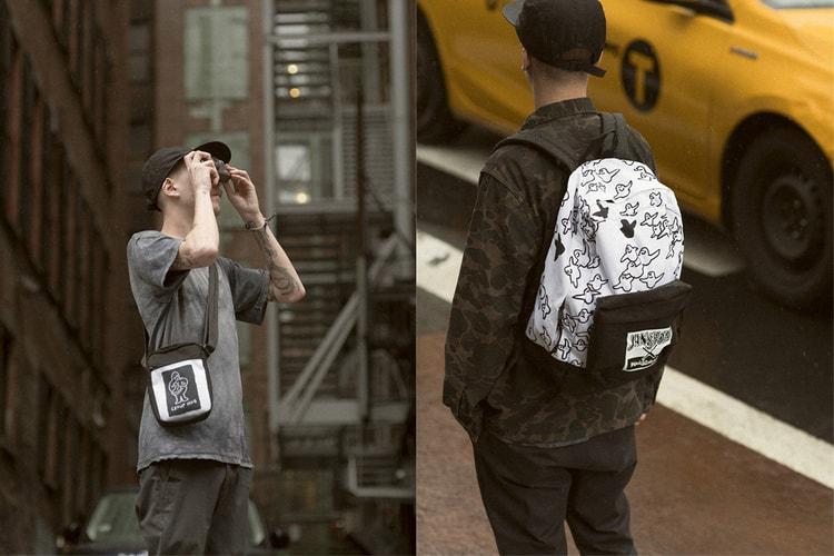 Mark Gonzales   JanSport Team up on Limited Bag Capsule 98a75c808b7d