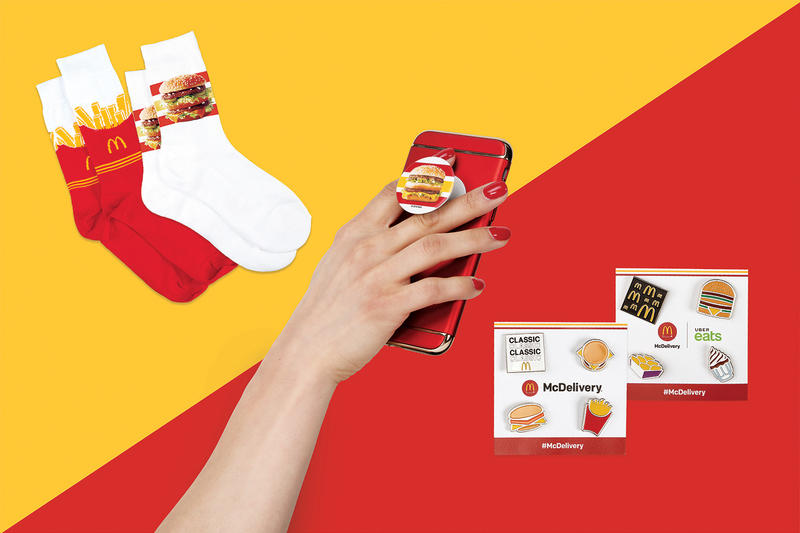 mcdonalds Global McDelivery Day Collection 2018