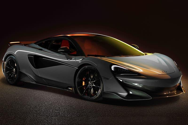 McLaren Producing 18 New Hybrid Models 2025 Mike Flewitt Augmentation Assistance