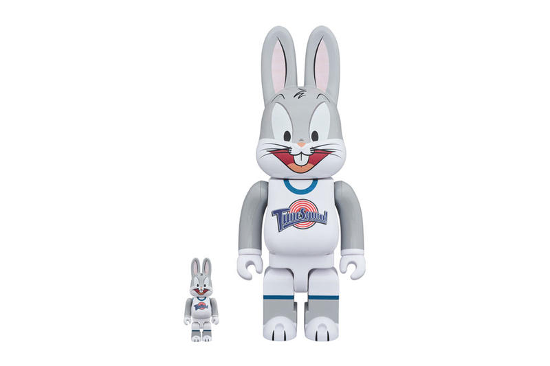 medicom toy bearbrick rabbrick bugs bunny marvin the martian space jam 22 anniversary november 15 2018 drop release date 100 400 figure collectible drop buy purchase sale sell
