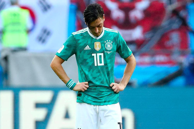 Mesut Özil Germany Retirement International Football Soccer Racism DFB Tayyip Erdogan Turkey Arsenal