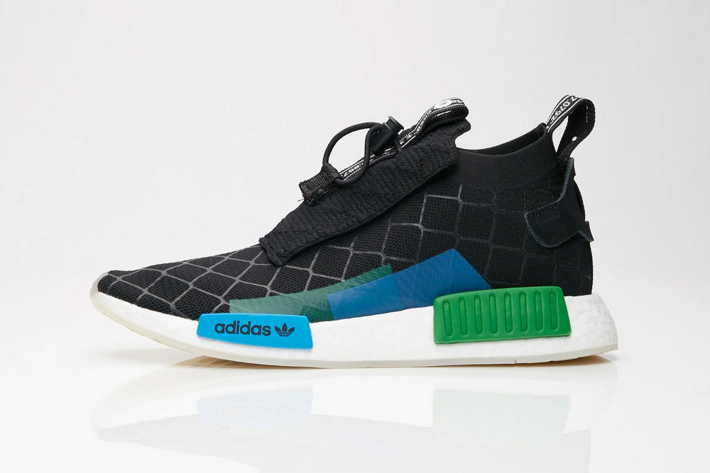 mita sneakers adidas Consortium NMD_TS1 Cages & Coordinates sneaker collection Closer Look release date