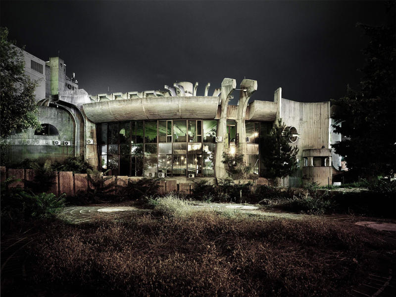 "MoMA ""Toward a Concrete Utopia"" Exhibition yugoslavian modern architecture concrete buildings spomeniks museum of modern art new york"