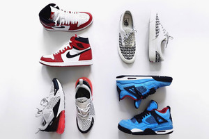 The World's Most Instagrammed Sneakers Ranked by the Numbers