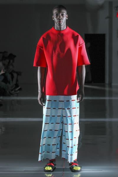 n hoolywood spring 2019 menswear collection runway new york fashion week mens presentation daisuke obana