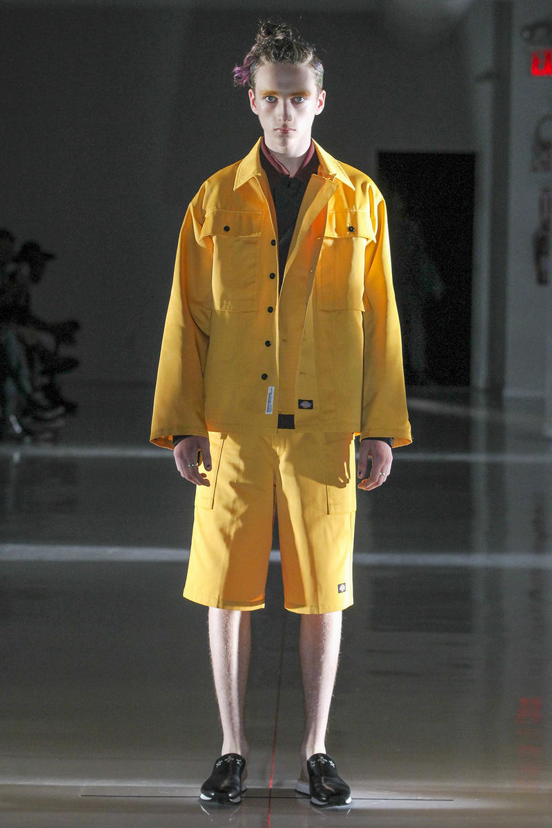 n hoolywood spring 2019 menswear collection runway new york fashion week mens presentation daisuke obana
