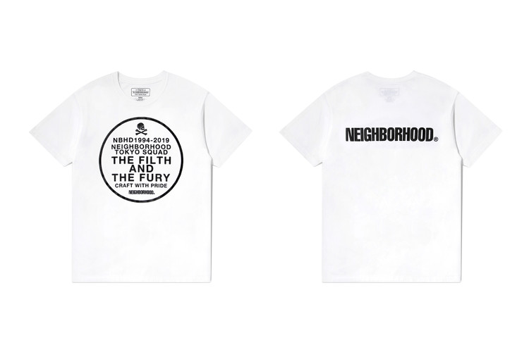 d4932fcfd5f939 NEIGHBORHOOD Gears up for an Exclusive Capsule Collection