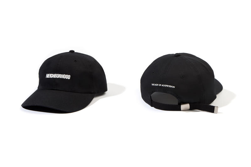 neighborhood hong kong beijing capsule collection black hat